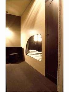 SPA HOTEL ソーレすすきの:デラックスキャビン・下段