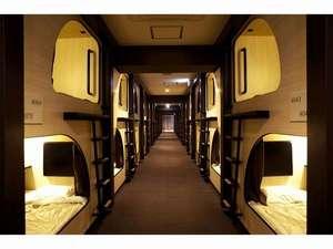 SPA HOTEL ソーレすすきの:約120cm幅を確保!スタンダードタイプ