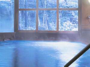 ラフォーレ蔵王リゾート&スパ:雪を見ながらの不忘の湯