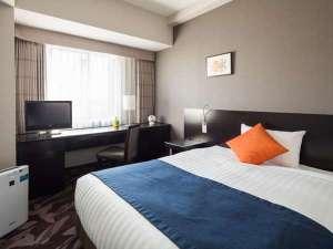 ホテルメッツ立川 東京<JR東日本ホテルズ>:■レディースシングル■16㎡ ベッド幅140cm セキュリティを施し女性1人での宿泊も安心