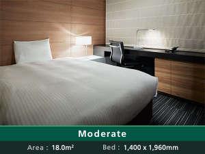 三井ガーデンホテル上野:Moderate