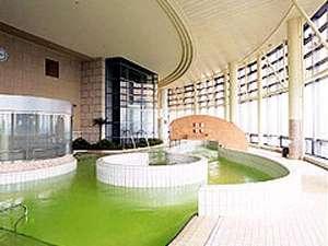 水着で入る温泉クア施設