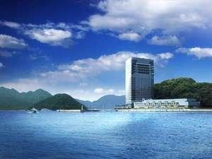 グランドプリンスホテル広島 外観