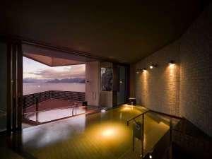 グランドプリンスホテル広島:温泉「瀬戸の湯」
