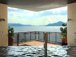 グランドプリンスホテル広島:広島温泉「瀬戸の湯」