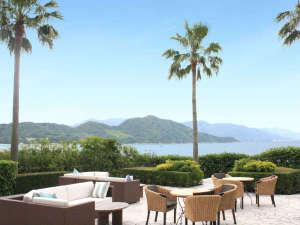 グランドプリンスホテル広島:プレミアムフライデー ガーデンテラス メインイメージ