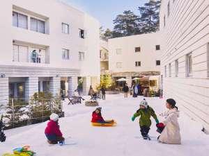 【冬の愉しみスノーリゾートタウン】「KIDS スノーパーク」