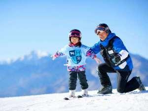 <星野リゾート式スキーレッスン 雪ッズ70>