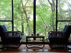 山荘 天水:【一般客室】木々に囲まれながらひとときの休息を…