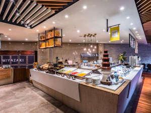 シェラトン・グランデ・オーシャンリゾート:リニューアルしてもチョコレートファウンテンは健在です!