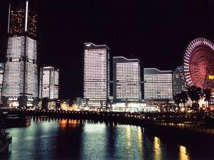 リッチモンドホテル横浜馬車道:☆みなとみらいの夜景☆観光やデートにおすすめです!