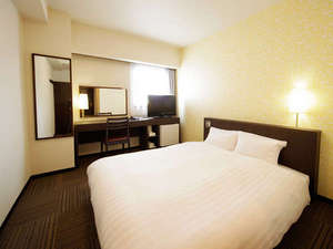 ホテルウィングインターナショナル湘南藤沢:ダブルルーム(15~16㎡/ベッド160×200cm)