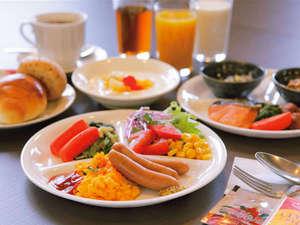 ホテルウィングインターナショナル湘南藤沢:朝ごはんで1日元気に!(手作りプチバイキング)