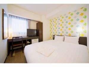 ホテルウィングインターナショナル湘南藤沢:ダブルルーム一例