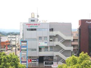 倉吉タウンホテルの写真