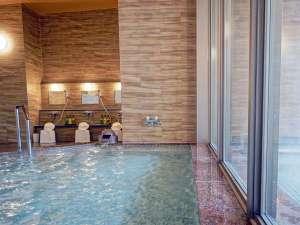 ホテル・ラ・ジェント・プラザ函館北斗:2F 大浴場「北湯路」