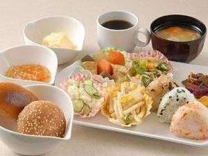 東横イン佐世保駅前:健康朝食☆無料サービス