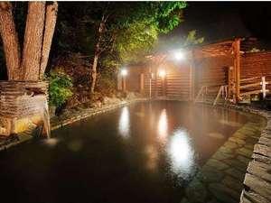 旅館 塩別つるつる温泉:露天風呂