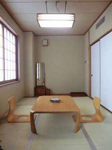 大金温泉グランドホテル:6畳和室