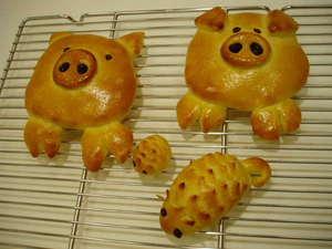 ペンション あじわい:パン作り体験:夕食後20時~1時間・1セット2,000円
