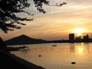 犬山館:宿からの眺め