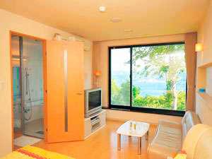 HOTEL COCOA (ホテルココア):*【スタンダードダブル】美しい山並みグリーン&洞爺湖ブルーを一望できる眺望が自慢のお部屋です!
