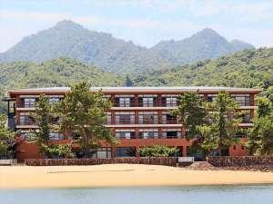 【宮島シーサイドホテル】瀬戸内の絶景を楽しむ隠れ宿の写真