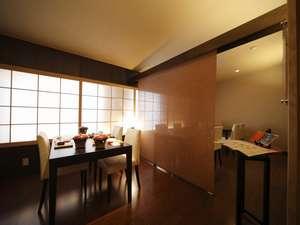 割烹旅館寿美礼:【ギャラリーレストラン・薫 the room】駅から歩いて3分で到着する、小さな隠れ家をイメージ