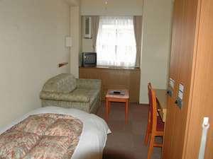 札幌国際ユースホステル:シングルルーム