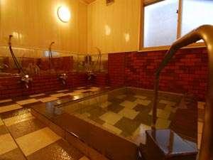 源泉の宿 まるいし:温泉 2