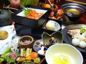 源泉の宿 まるいし:料理イメージ