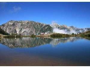 源泉の宿 まるいし:八方池
