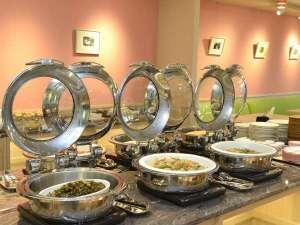 ホテル ライジングサン宮古島:朝食ビュッフェ【和食・琉球料理】