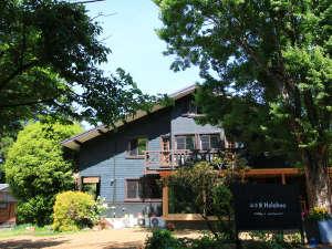山小屋  Holahooの写真