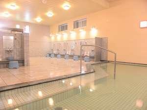 ホテル滝川:天然温泉男性風呂