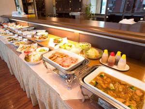 富士国際ホテル:朝食