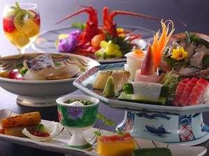 赤ちゃんにも妊婦さんにも優しいおもてなしの宿 季粋の宿 紋屋:彩り豊かで味わい深い美食膳!