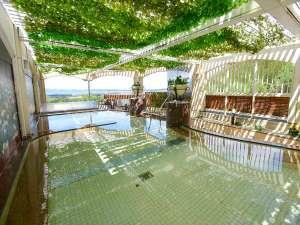 ホテルリステル猪苗代 本館コンドミニアム :ウイングタワー露天風呂
