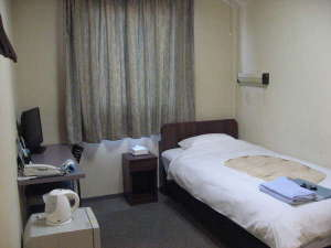 ビジネスホテル新須磨:シングルルーム