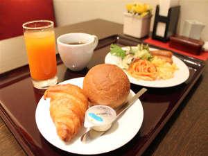 ホテルウィングインターナショナル新宿:*【朝食バイキング一例】