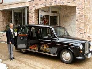 ■天丼1号■天ぷら油で走るロンドンタクシーでエコ観光のサービスも♪