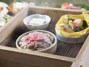 奥飛騨ガーデンホテル焼岳(やけだけ):名物温泉せいろ蒸しは風味豊かな味わい