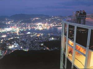 長崎ロープウェイ 稲佐山からの夜景