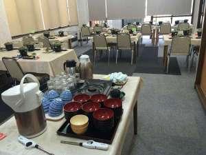岩原ニューホテル:食事処です。