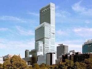 大阪マリオット都ホテル:日本一の超高層複合ビル「あべのハルカス」に、関西初のマリオットブランドとして2014年3月7日開業しました