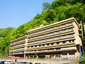 砂湯のお膝元 湯原国際観光ホテル菊之湯の写真