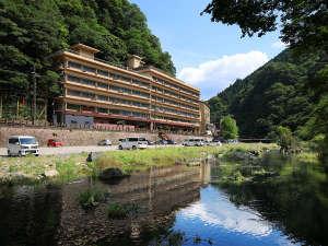 砂湯のお膝元 湯原国際観光ホテル 菊之湯の写真