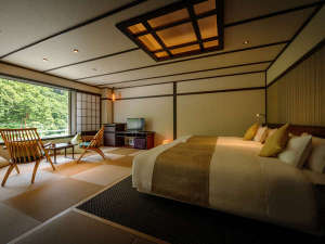 湯の杜 ホテル志戸平:「和~nagomi~」山景デラックスタイプ【定員4名】