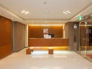 ビジネスホテル 伊勢崎平成イン:フロント