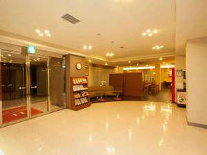 ビジネスホテル 伊勢崎平成イン:ロビー